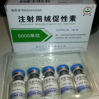 Humaan choriongonadotrofine (Pregnyl, HCG, SP Gonadotropin)