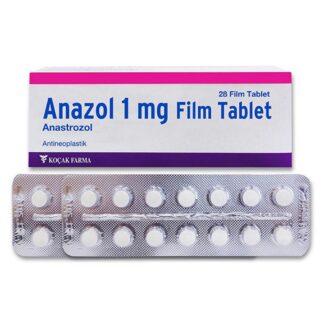 Anastrozolo (Anazol, Arimidex)