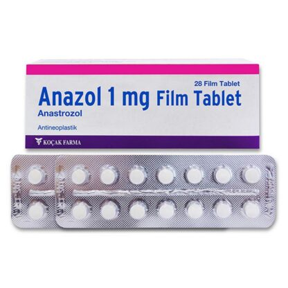 Anastrotsoli (Anazol, Arimidex)