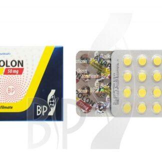 Oxymetholone (Anapolon, Anadrol 50)