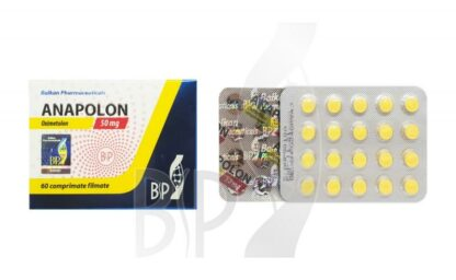 Oxymetholon (Anapolon, Anadrol 50)