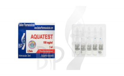 Sospensione di testosterone (Aquatest)