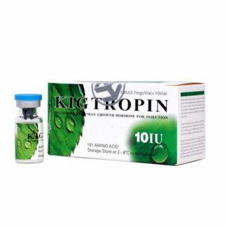 Menselijk groeihormoon (HGH, Kigtropin, SP TROPIN, Genotropin, Somatropin, Jintropin, Saizen, Vermotropin)