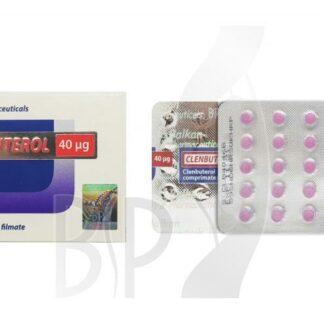 Clenbuterolo cloridrato (clenbuterolo, clenbuterolo-VER, Clen-Max)