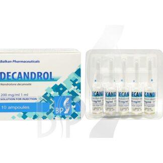 Nandrolon Decanoaat (Deca, Deca-Durabolin, Decandrol, Nandrolona-D)