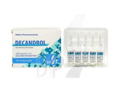 Nandrolonidekanoaatti (deka, deka-Durabolin, dekandroli, Nandrolona-D)