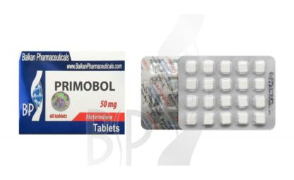 Methenolonacetat (Primobol-Tabletten)