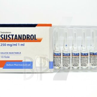 Esters de testostérone - Sustanon (Sustandrol, Sustamed, Sustanon 250, Sustaver, SP Sustanon Forte)