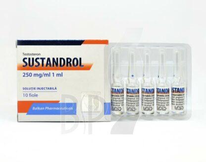 Testosterone esters- Sustanon (Sustandrol, Sustamed, Sustanon 250, Sustaver, SP Sustanon Forte)