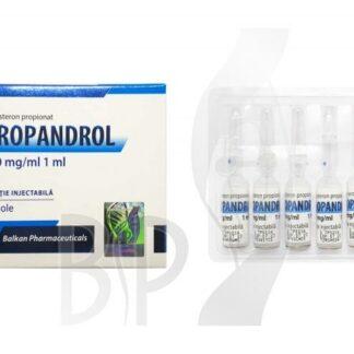 Propionato di testosterone (Prop 100, Propandrol, Testosterona-P, Testover-P, SP Propionate)