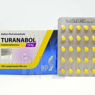 Clorodehidrometiltestosterona (Turanabol, Turinabol, Turinover)