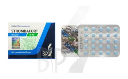 Stanozolol tabs (Winstrol tabs, Strombafort, SP Stanozol)