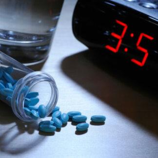 Insônia (pílulas para dormir)
