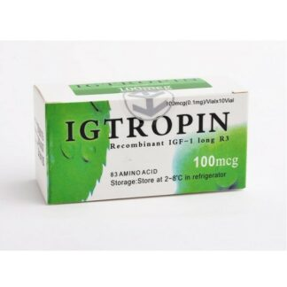 Igtropin IGF-1 Long R3 (fattore di crescita simile all'insulina)