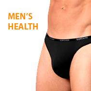 De gezondheid van mannen