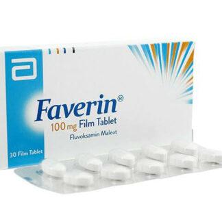 Faverin (fluvoxamine)