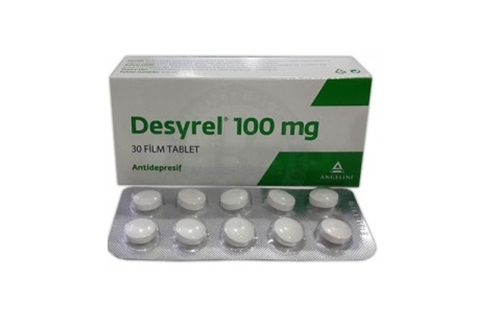 Desyrel (Trazodone)