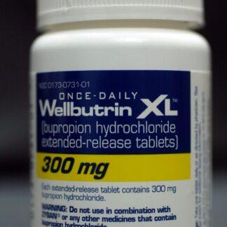 Wellbutrin XL (bupropion)